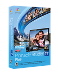 תמונה של Pinnacle Studio 17 Plus