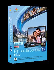 תמונה של Pinnacle Studio 17 Plus