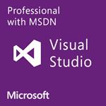 תמונה של Visual Studio Pro with MSDN