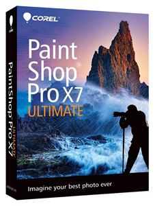 תמונה של   PaintShop Pro X9  Ultimate