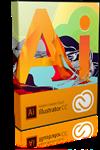 תמונה של  Adobe Illustrator CC