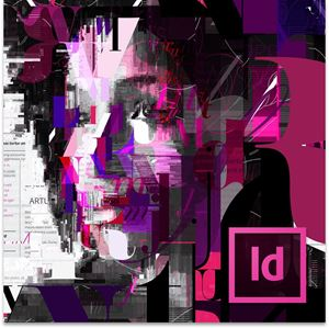 תמונה של  Adobe InDesign CC