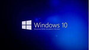 תמונה של מערכת הפעלה Microsoft Windows 10 Home OEM מיקרוסופט