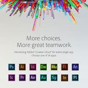 תמונה של Adobe  Creative Cloud For Team + TimeClock 365